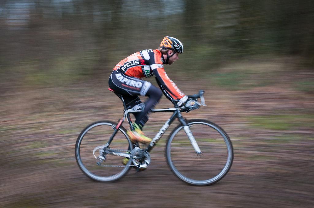 Cyclocrossrennen in Osnabrück